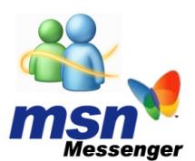 messenger logotipo, sistema para realizar videoconferencia y terapia online CEBIE
